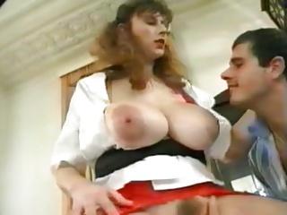 Spanish live-in lover fucked..