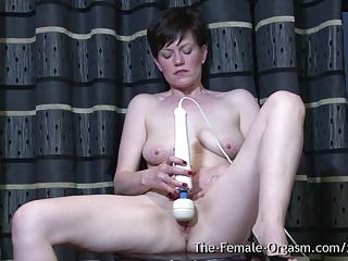 Multi Orgasmic MILF Pops Out..