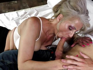 Hot mature maw fucked by..
