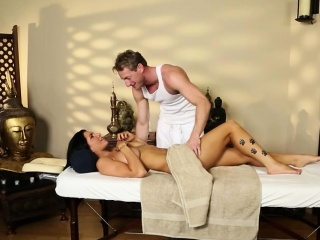 horny massage actions from..