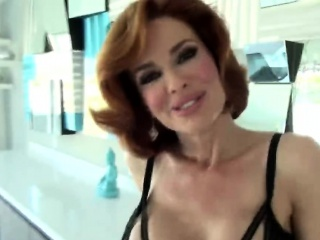 Comely MILF Gets Licked And..