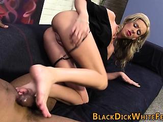 Bbc loving slut limbs jizz