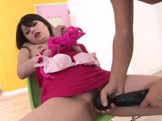 Runa Ayase inexact toy porn..