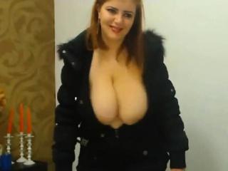 Sexy Blinking Enormous Bosom..