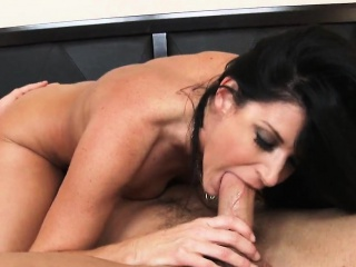 Microscopic MILF Rides Young..