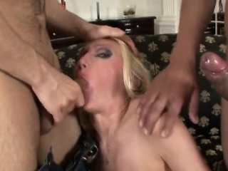 Hardcore Threesome With Dp..