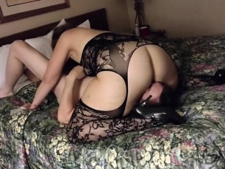 Amateur Wed Almost Motel..