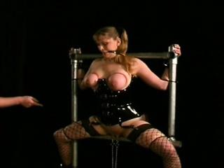 Astounding servitude porn..