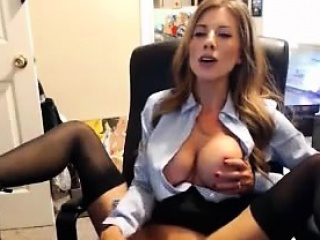 Copier Huge tits carrying-on..