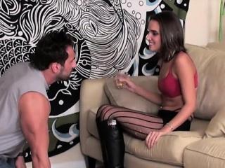 Bossy flirt in female..