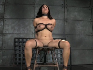 Busty restrained resultant..