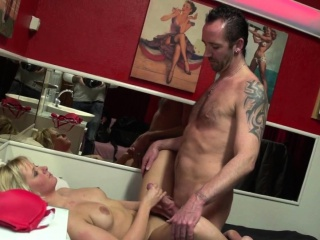 Dutch whore gets fucked