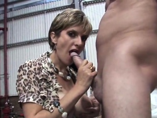 Cheating british milf lady..
