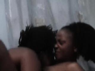 Amateur African lesbians are..