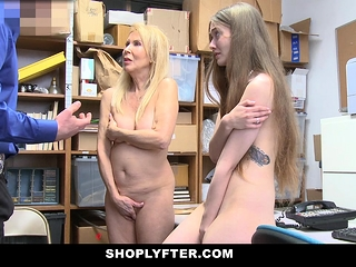 ShopLyfter-Granddaughter And..