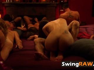 Profane orgy counts as a..