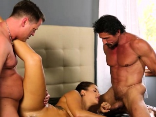 Handsome Pamper Gets Banged