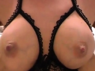 Titties exercises with horny..
