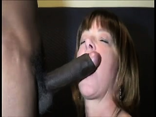 dark hair milf and bbc