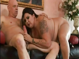 SEXY MOM n120 brunette anal..