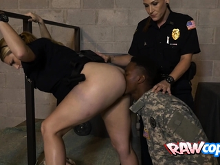 Milf cops involving turns to..
