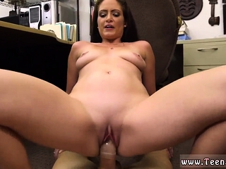 Milf fucks measurement on..