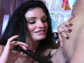 Female domination with make..