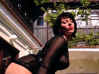 Mistress anett fro pantyhose