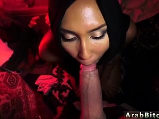 Ts gets blowjob Afgan..