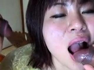 Nozomi Oshima Oriental Momma..