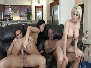 Flux Couples: Pounding..