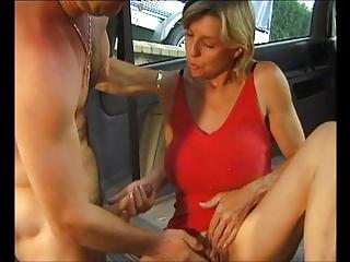 SIMONE (49) - hot milf anal..