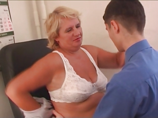 RUSSIAN MOM 12 mature with a..