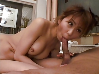 Hot Japanese MILF close to..