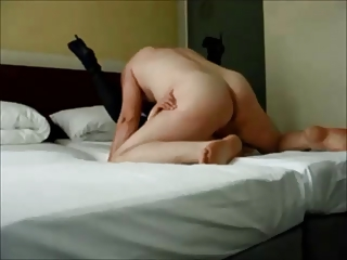 Cheating wife creampied on..