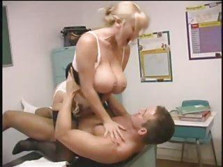 Hot Big-titted Teacher Kandi..