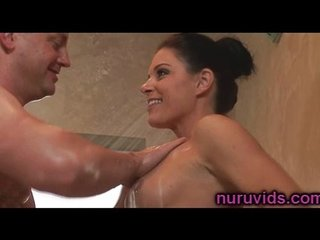 Hot shower fro India Summer