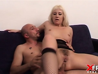 Asia Blondy nearby anal sex..