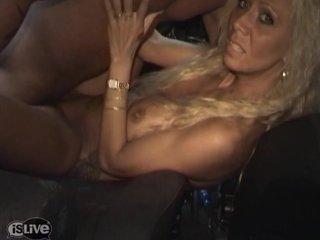 Blonde Dutch Melizza gets..
