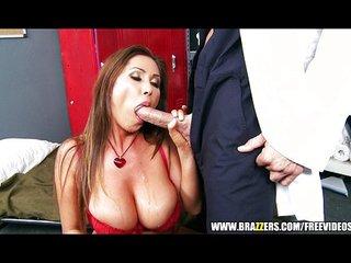 Big-tit murky fucks her doctor