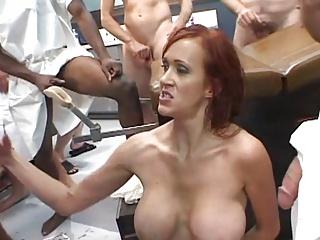 heavy tit nurse gets..