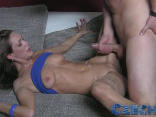 Czech - Sexy MILF stricken..