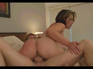 Hot Mother For Young Boy