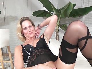 sexy milf in her mischievous..