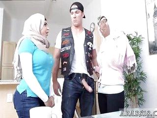 Mature arab mom Art..