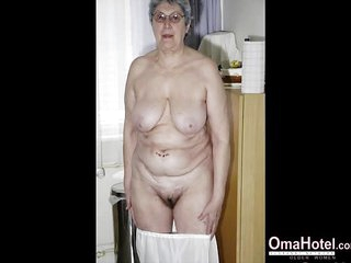 OmaHoteL Amateur Granny..