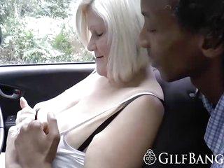African sex machine banging..