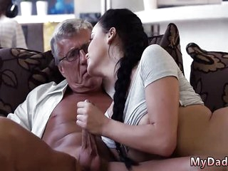 Old mature first time What..