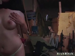 Horny mature arab first time..