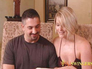 Mature swinger wants to..